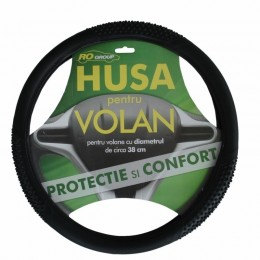 Husa volan Confort RoGroup PVC