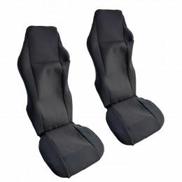 Huse scaune auto Tir Man 2 buc