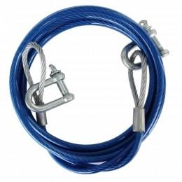 Cablu remorcare din otel,...
